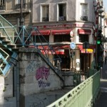 Paris, Pont Tournant