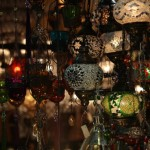 Istanbul, lampes d'Aladdin