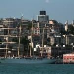Istanbul, jeux de lignes