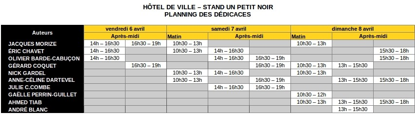QDP2018_Planning