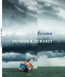 Couverture d'Écume de Patrick Dewdney