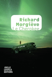 Couverture de Le Cherokee de Richard Morgiève