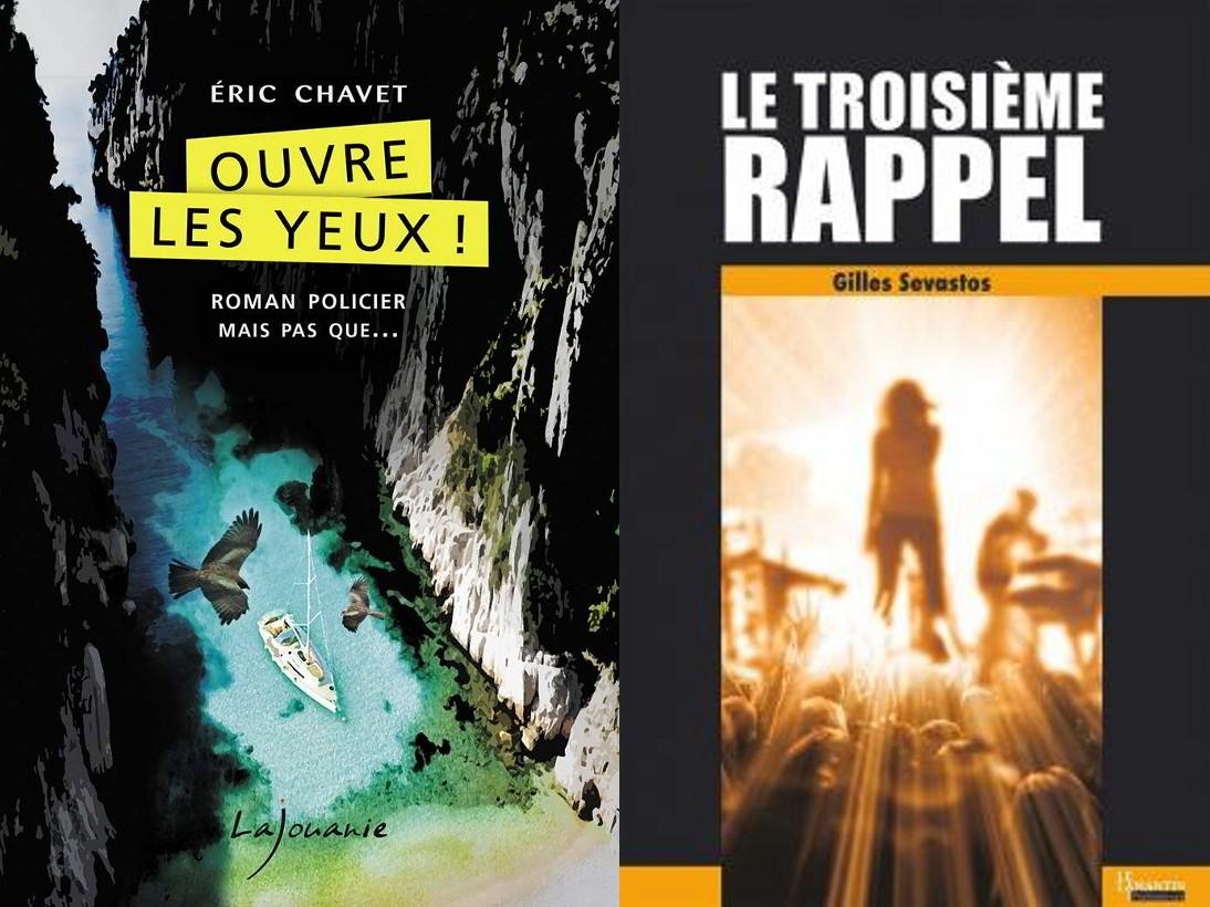 Rencontre avec Éric Chavet et Gilles Sévastos