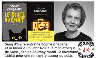 Sophie Chabanel à Saint-Jean de Bournay