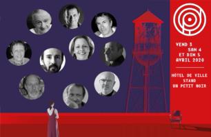 Auteurs invités Quais du polar – stand Un Petit Noir